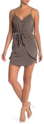 BCBGeneration Front Tie Dress