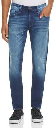 Mavi Jeans Jake Brooklyn Slim Straight Fit Jeans in Blue