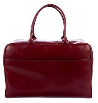 Alaia Leather Handle Bag