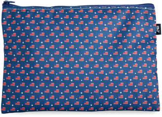 Vineyard Vines Sea Bags Flag Print Pouch