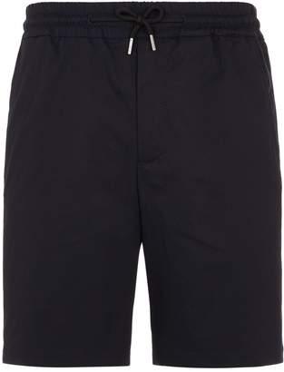 Sandro Drawstring Waist Shorts