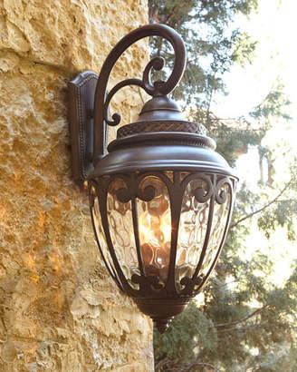 Scandia Outdoor Lantern Sconce