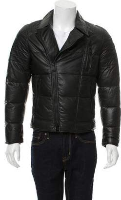Moncler Leclerc Puffer Coat