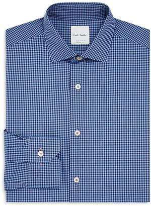 Paul Smith Gingham Slim Fit Dress Shirt