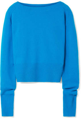 Theory Cashmere Sweater - Azure