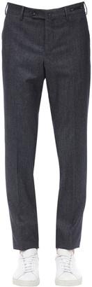 Pantaloni Torino Slim Stretch Wool Blend Drill Pants