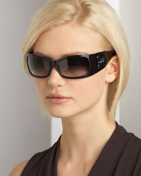 Missoni Large Plastic Sunglasses