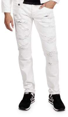 Cult of Individuality Rebel Straight-Leg Jeans
