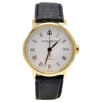 Baume Et Mercier Classima Gold Yellow gold Watches