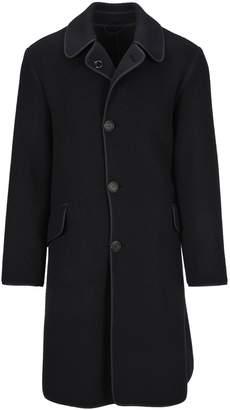 Salvatore Ferragamo Coat Double Oversized