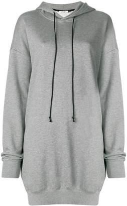 Krizia long length hoodie