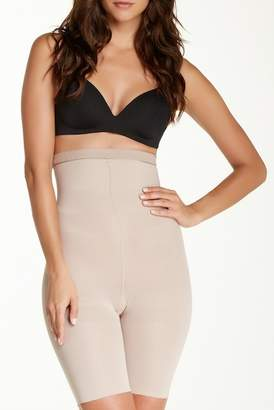 Spanx Higher Power Upper Waist & Mid Thigh Shorts