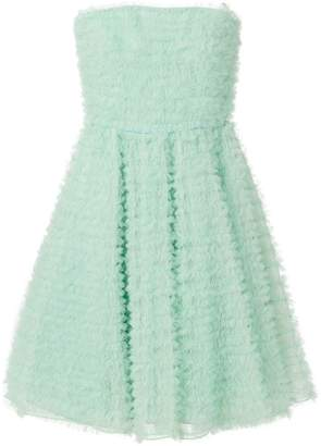 DSQUARED2 flared ruffle dress