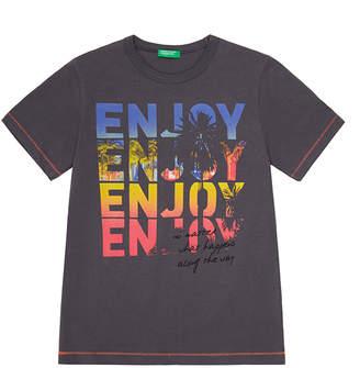 Benetton (ベネトン) - BENETTON (UNITED COLORS OF BENETTON (BOYS) サマーフェス半袖Tシャツ・カットソー
