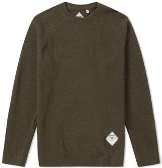 Barbour Lambswool Crew Knit