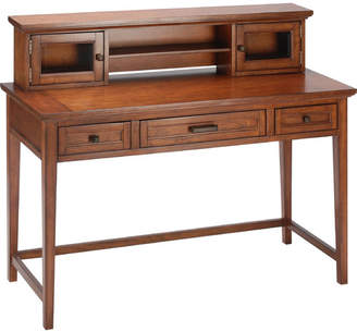 Co Darby Home Froehlich Secretary Desk with Hutch