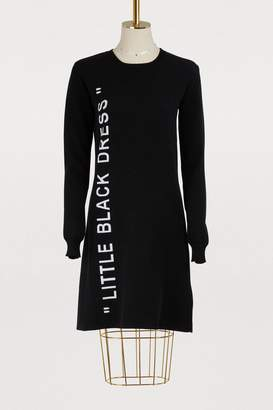 Off-White Off White Little black dress