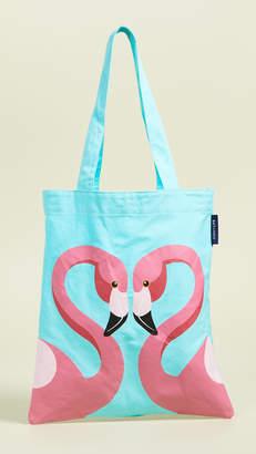 Sunnylife Flamingo Tote Bag