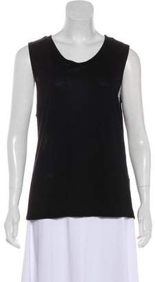 Reformation Sleeveless Knit Top