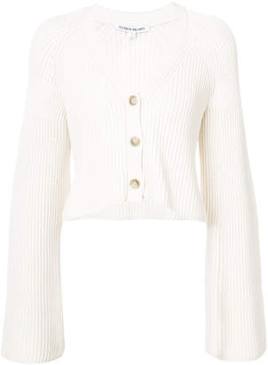 Elizabeth and James ribbed wide sleeve sweater