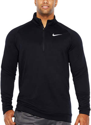 f9f9f7318 Nike Mens Long Sleeve Quarter-Zip Pullover Big and Tall