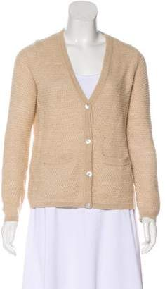 Rachel Comey Alpaca Button-Up Cardigan