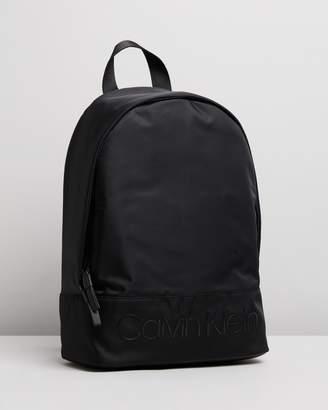 Calvin Klein Shadow Round Backpack