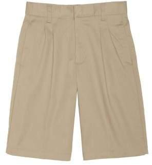 French Toast Boy's Pleated Shorts