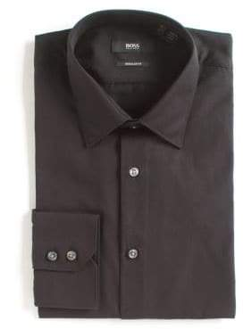 HUGO BOSS Gulio Slim Fit Dress Shirt