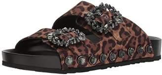 Jessica Simpson Women's Gemelia Flat Sandal