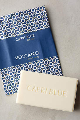 Anthropologie Capri Blue Bar Soap