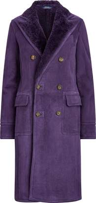 Ralph Lauren Shearling Coat