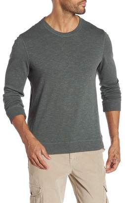 Michael Bastian French Terry Pullover Sweater