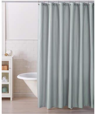 Monroe Home Fashion Designs 100% Cotton Shower Curtain