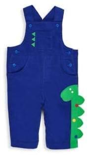 Florence Eiseman Baby Boy's Dinosaur Corduroy Overalls