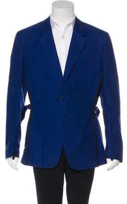Alexander McQueen 2016 Silk-Blend Blazer w/ Tags
