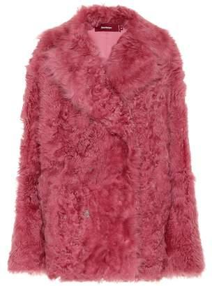 Pippa Sies Marjan shearling coat