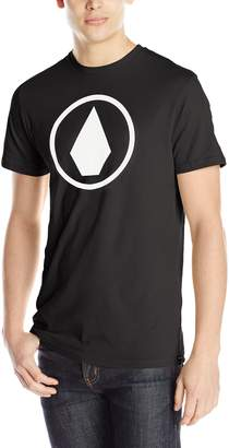 Volcom Men's Solid Stone T-Shirt