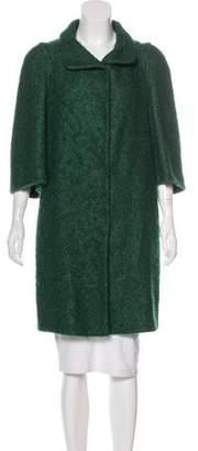 Marni Virgin Wool Knee-Length Coat