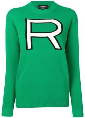 Rochas (ロシャス) - Rochas R セーター