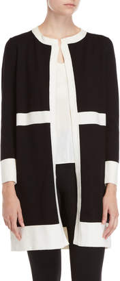 Vila Milano Long Sweater Jacket