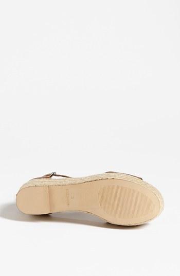 Topshop 'Woohoo' Sandal