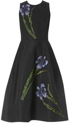 762b9917d2489 Embellished Fit And Flare Dress - ShopStyle UK