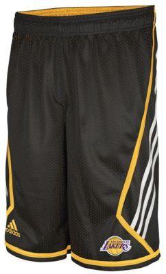 adidas Lakers 3-Stripes Shorts