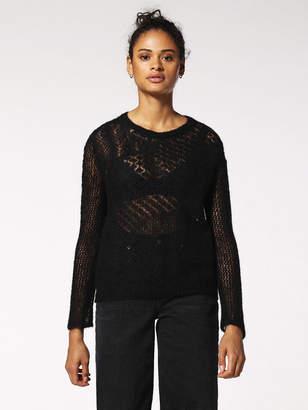 Diesel Sweaters 0KAPU - Black - L