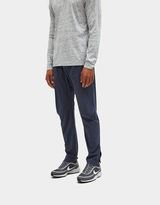 Reigning Champ Pant Stretch Nylon in Steel