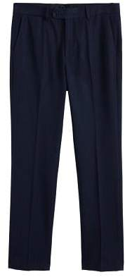 Mango Man MANGO MAN Pinstripe slim-fit suit trousers