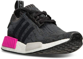 adidas Women's NMD XR1 Primeknit Casual Sneakers from Finish Line $170 thestylecure.com