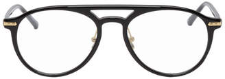 Linda Farrow Luxe Black 23 C1 Glasses