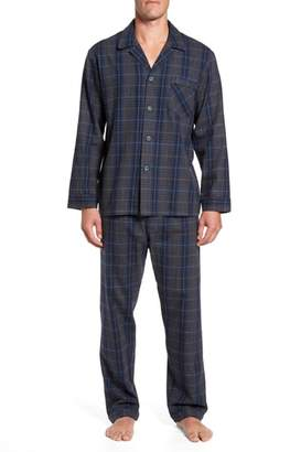 Majestic International Bryson Plaid Pajama Set
